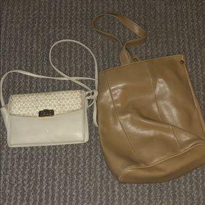 Liz Claiborne 2 purses